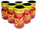Buy PWD Super Rush   10ml  - (Value pack of 6)